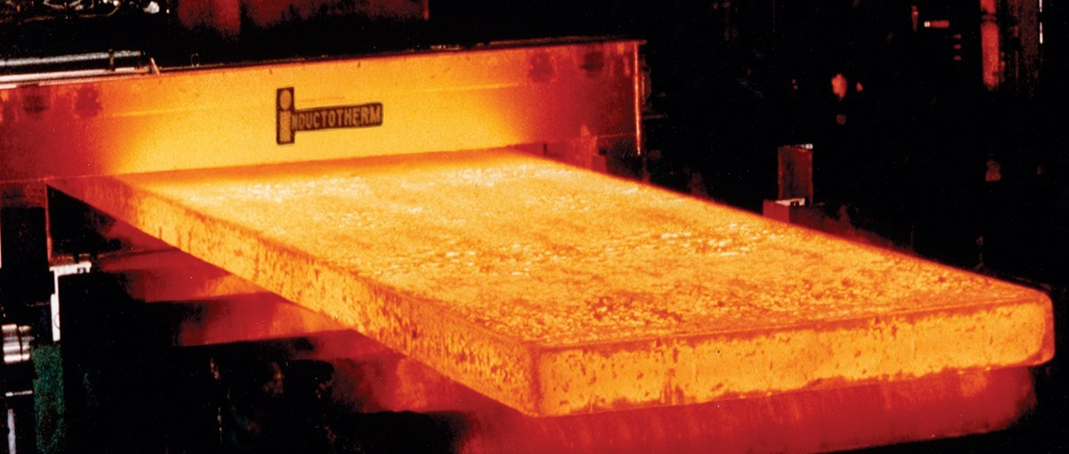 Inductotherm-Slab-Heating-Reheating-Systems