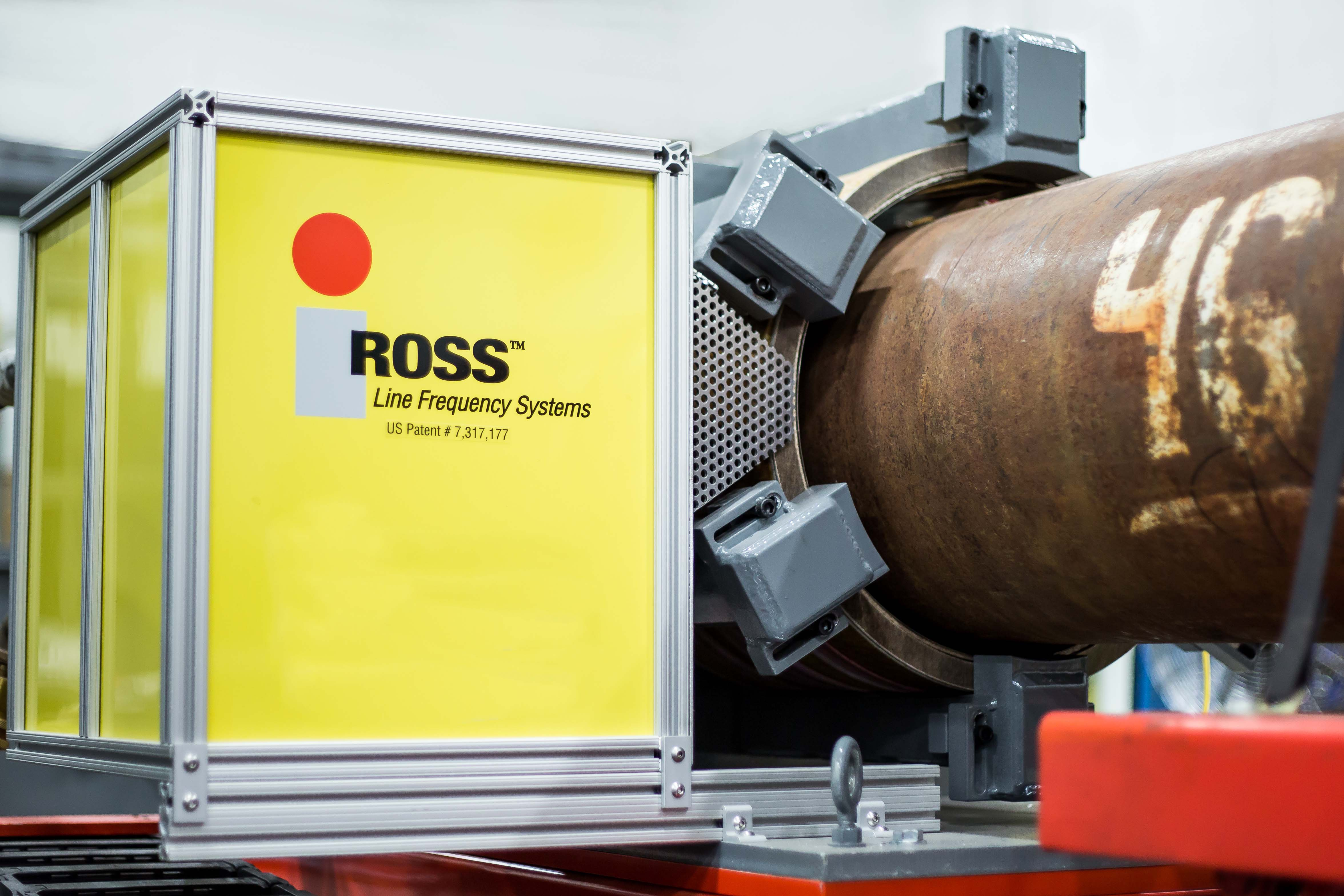 IRoss Phase 3™ Tube & Pipe Heating System